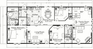 double wide mobile home floor plans florida