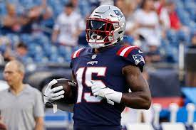 Patriots' N'Keal Harry reportedly ...