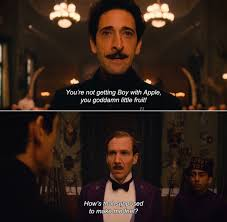 Grand Budapest Hotel Quotes Delectable The Grand Budapest Hotel Movie Quotes Pinterest Grand Budapest