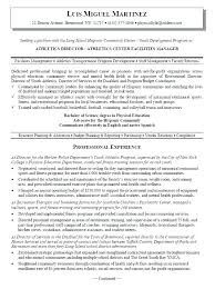 Teacher Resume Examples Awesome Middle School Teacher Resume Best