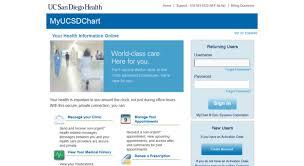 Access Myucsdchart Ucsd Edu Mychart Application Error Page