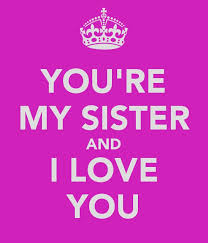 I Love You Sister Quotes Awesome I Love You Sister Quote Quote Number 48 Picture Quotes