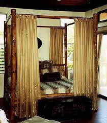 bamboo poster bed. Exellent Bed Intended Bamboo Poster Bed