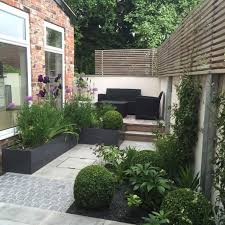 Small Picture Terraced House Garden Ideas Image Of Small Front Terrace Design
