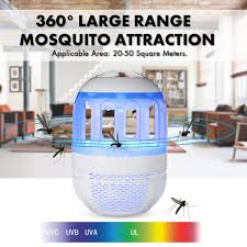 5w Electronic Mosquito Killer Lamp Usb Uv Lamp Insect Killer Lamp