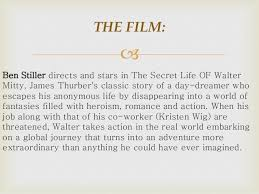 the secret life of walter mitty the secret life of walter mitty 2