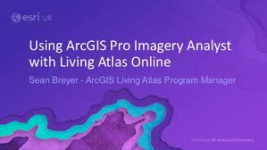 imagry analyst using arcgis pro imagery analyst data in action ac18