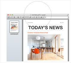 rotating a page in preview