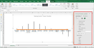 Make A Bar Chart Timeline In Excel Preceden