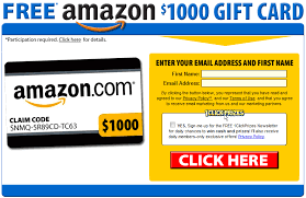 Gift Certificates Samples Adorable Get 44 Amazon Gift Card For Free Samples R Us