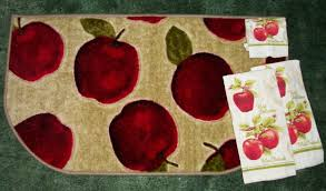 Red Rugs For Kitchen An Elegant Red Kitchen Rugs Kitchen Decoration