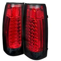 chevrolet c and k series truck tail lights at andy s auto sport 92 99 chevrolet suburban 94 99 chevrolet tahoe 99 00 gmc acircmiddot spyder led tail lights