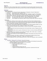 Scrum Master Resume Sample Updated Sample Scrum Master Resume Fresh