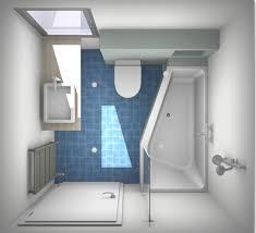 Een Paar Slimme Ontwerpen Voor De Kleine Badkamer