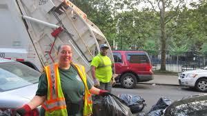 Sanitation Worker Job Description Nyc Sanitation Department Women Find Supportive Workplace