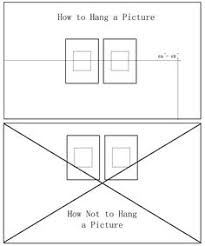 danielle oakey interiors what height should i hang a picture  on wall art hanging height with 5 measuring tips for decorating pinterest hanging art