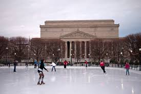 national gallery of art sculpture garden ice rink things to do in washington dc