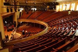 Grand Ole Opry Seating Chart Nashville Tn Nashville California Tour Blog