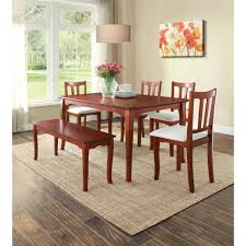 7 Piece Better Homes Gardens Ashwood Road Dining Set W Table