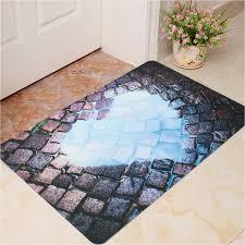 area rugs for kitchen floor luxury 40 x 60cm 3d cool funny room door mat bathroom