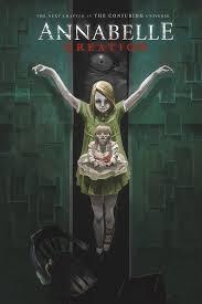 <b>Annabelle Art Poster</b> in 2019   <b>Annabelle</b> creation, <b>Horror movie</b> ...