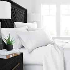 white bed sheets. Sleep Restoration Sheets, White Bed Aloe Vera Sheets