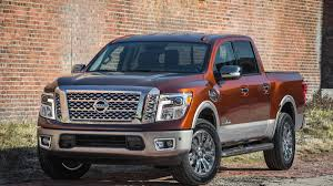 2017 Nissan Titan Crew Cab pickup truck review, price, horsepower ...