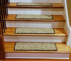 carpet stair treads basement tread rugs non slip