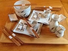 Japanese Dining Set