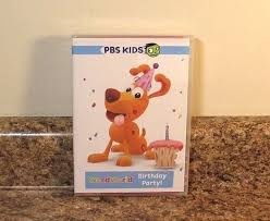 Pbs Kids Word World Birthday Party Dvd Sealed New Dvds And Video