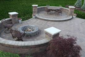 flagstone patio with fire pit. Firepit Firering Or Fireplace Rhpinterestcom Fire Flagstone Patio With Pit Rings For Pits Outdoor
