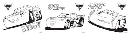 Small Picture NEW CARS 3 Coloring Pages