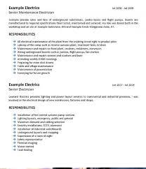 Mining Resume Example Best Essay Ghostwriters For Hire Gb Myself
