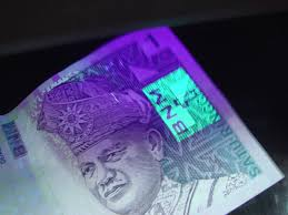 Fake Note Uv Light Detect Counterfeit Note