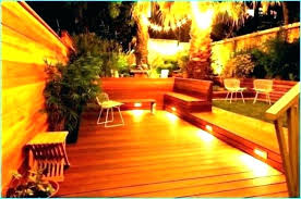 exterior deck lighting. Deck Lighting Led Patio Outside Ideas Unique Outdoor And Exterior