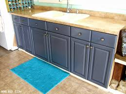 Kitchen With Blue Walls Slate Blue Kitchen Cabinets Quicuacom