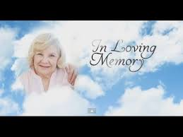 Memorial Templates By Memory Magic Youtube