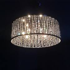 photo 2 of 9 costco ceiling light fixtures with artika ampere crystal ellipse at