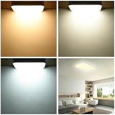 LED Ceiling Light Flush Mount Fixture Lamp Bedroom