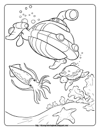 Small Picture Disney Coloring Pages and Sheets for Kids Little Einsteins 2