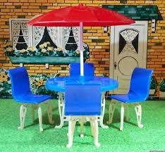 dollhouse outdoor furniture. Dollhouse Outside Patio Furniture Outdoor -