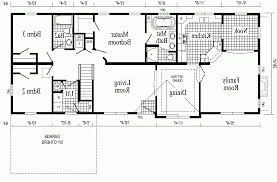 Floor Plan For Ranch Style Home Ahscgs Com Ranch Style Home Design