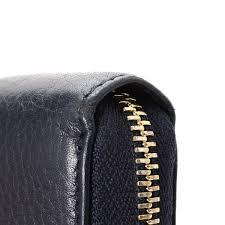 gucci zipper wallet. gucci soho zip around wallet zipper