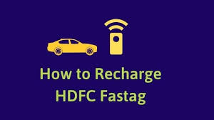 how to recharge hdfc fas step by