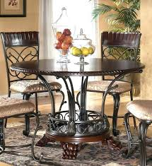perfect ashley furniture dining table dinner set room extension by kitchen chair discontinued bench with and server