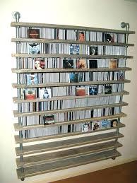 wall mounted cd storage wall storage wall mounted shelves wall storage rack multimedia wall storage amazing wall mounted cd storage