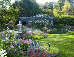 Small Picture French Garden in a Southern Setting Traditional Home