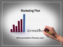 Marketing Plan Ppt Example Market Growth Plan Set