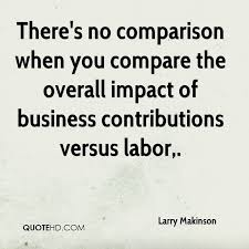 Comparison Quotes Inspiration Larry Makinson Quotes QuoteHD