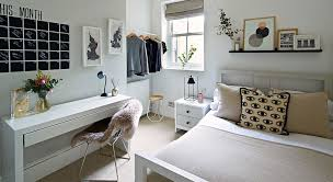 Office for small spaces Modern How To Create Home Office In Small Space Habitat Blog How To Make Sheknows How To Create Big Home Office In Small Space Steelhead How To